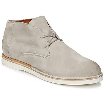 Sapatos Mulher Botas baixas Shabbies DRESCA Cinza