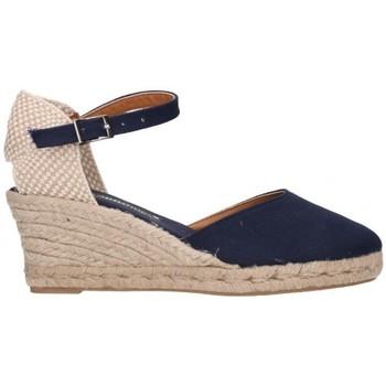 Sapatos Mulher Alpargatas Fernandez 682  5c Mujer Azul marino bleu