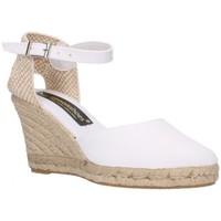 Sapatos Mulher Alpargatas Fernandez 682       7c Mujer Blanco blanc