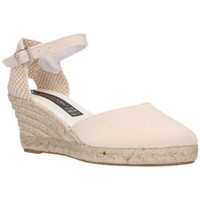 Sapatos Mulher Alpargatas Fernandez 682   5c Mujer Beige beige