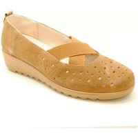 Sapatos Mulher Mocassins Relax 4 You mocasin mujer - marron