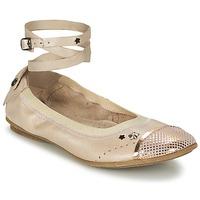 Sapatos Rapariga Sabrinas Ikks EMILY Bege / Rosa