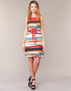 Textil Mulher Vestidos curtos Smash PITTIERI Multicolor