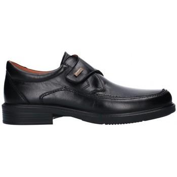 Sapatos Homem Mocassins Luisetti 0108 Hombre Negro noir