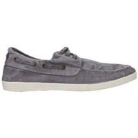 Sapatos Homem Sapatilhas Natural World 303E gris