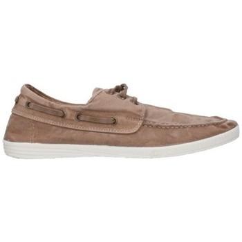 Sapatos Homem Sapatilhas Natural World lonas hombre - beige