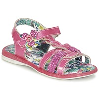 Sapatos Rapariga Sandálias Catimini PEKANS Rosa