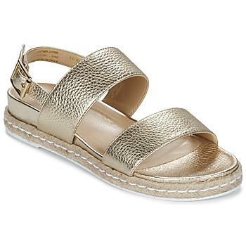 Sapatos Mulher Sandálias Dune LACROSSE Ouro