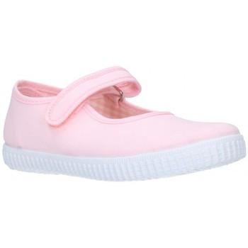 Sapatos Rapariga Sabrinas Batilas MERCEDITAS/MANOLETINA NIÑA - rose