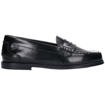 Sapatos Rapaz Mocassins Yowas 5081 Niño Negro noir