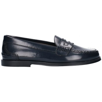 Sapatos Rapaz Mocassins Yowas 5081 Niño Azul marino bleu