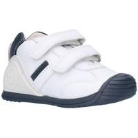 Sapatos Rapaz Sapatilhas de cano-alto Biomecanics 151157 Niño Azul bleu