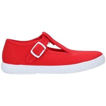 Sapatos Rapariga Sapatilhas Batilas 52601 Niño Rojo rouge