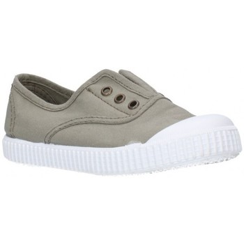 Sapatos Rapaz Sapatilhas Potomac 292      (Cemento) Niño Kaki vert