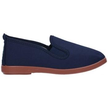 Sapatos Rapaz Slip on Potomac 295 (N) Niño Azul marino bleu
