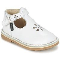Sapatos Rapariga Sabrinas Aster BIMBO Branco