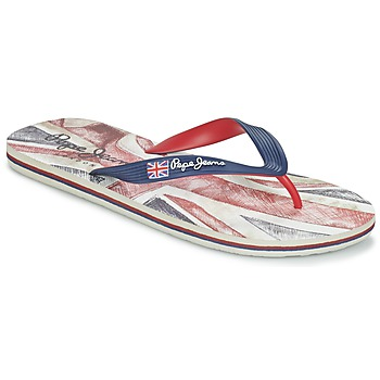 Sapatos Homem Chinelos Pepe jeans HAWI JAYSON Marinho