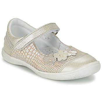 Sapatos Rapariga Sabrinas GBB PRATIMA Cinza / Prata