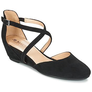 Sapatos Mulher Sandálias JB Martin GUYLIANA Preto