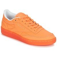 Sapatos Mulher Sapatilhas Reebok Classic CLUB C 85 CANVAS Laranja