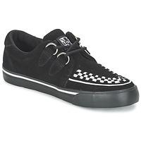 Sapatos Sapatilhas TUK CREEPERS SNEAKERS Preto / Branco