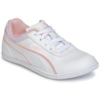 Sapatos Rapariga Sapatilhas Puma JR MYNDY 2 SL.WHT Branco