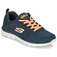 Sapatos Mulher Sapatilhas Skechers Flex Appeal 2.0 Break Free Carvão