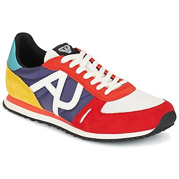 Sapatos Homem Sapatilhas Armani jeans JAMPRA Multicolor