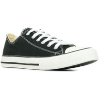 Sapatos Mulher Sapatilhas de ténis Victoria Zapatilla Basket Preto