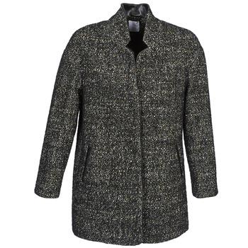 Textil Mulher Casacos Alba Moda XOLLO Cinza