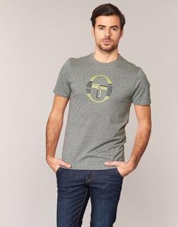 Textil Homem T-Shirt mangas curtas Sergio Tacchini DAVE TEE-SHIRT Cinza