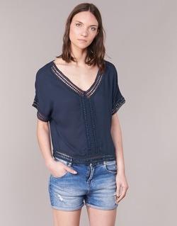 Textil Mulher Tops / Blusas Best Mountain ROSAFY Marinho