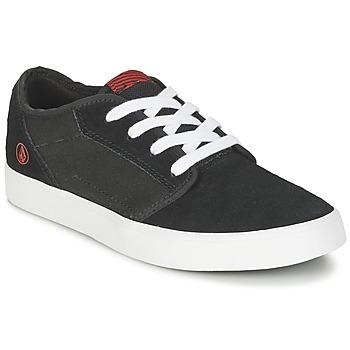 Sapatos Criança Sapatilhas Volcom GRIMM 2 BIG YOUTH Preto