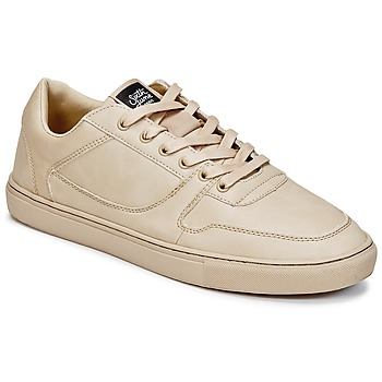 Sapatos Homem Sapatilhas Sixth June SEED ESSENTIAL Bege