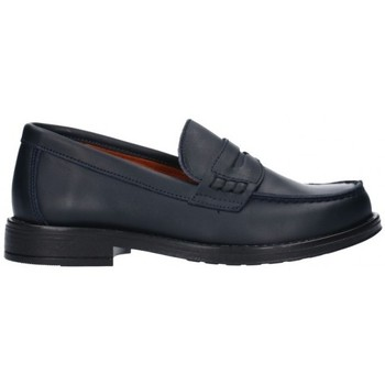 Sapatos Rapaz Mocassins Yowas 60 Niño Azul marino bleu