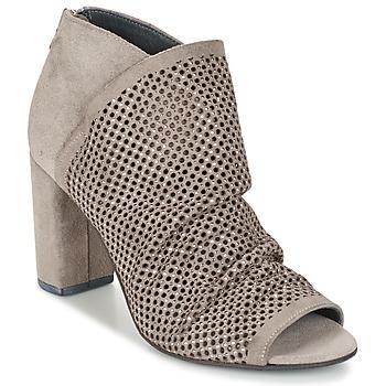 Sapatos Mulher Botins Mimmu CAMGI Cinza