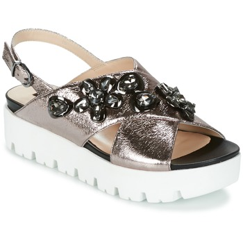 Sapatos Mulher Sandálias Luciano Barachini TANITI Cinza
