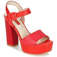 Sapatos Mulher Sandálias Luciano Barachini TABINO Vermelho