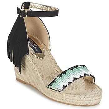 Sapatos Mulher Sandálias Replay CHATE Preto