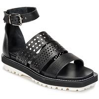 Sapatos Mulher Sandálias Now PADOU Preto