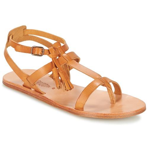 Sapatos Mulher Sandálias n.d.c. SORAYA Camel