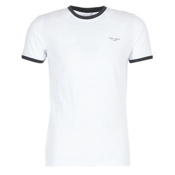 Textil Homem T-Shirt mangas curtas Teddy Smith THE TEE Branco