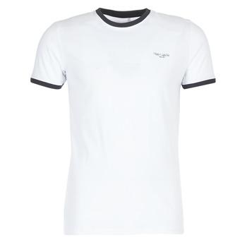 Textil Homem T-Shirt mangas curtas Teddy Smith THE TEE Branco