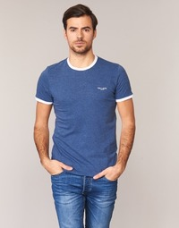 Textil Homem T-Shirt mangas curtas Teddy Smith THE TEE Azul