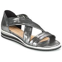 Sapatos Mulher Sandálias Salamander REBECCA Prata