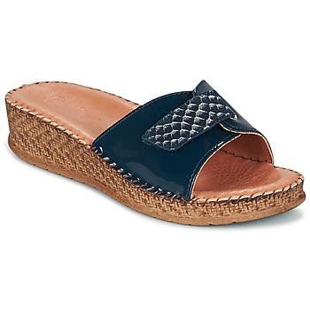 Sapatos Mulher Sandálias Salamander FLORA Azul