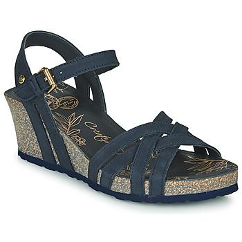 Sapatos Mulher Sandálias Panama Jack VERA Marinho