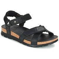 Sapatos Homem Sandálias Panama Jack SAMBO Preto