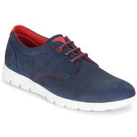 Sapatos Homem Sapatilhas Panama Jack DOMANI Marinho / Vermelho