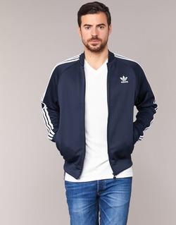 Textil Homem Casacos fato de treino adidas Originals SST TT Marinho